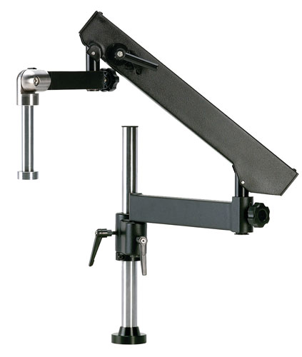 Articulating Arm Assembly for Microscopes (20mm Drop Arm)