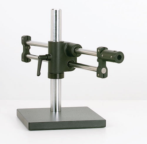 "16"" Tall Ball Bearing Microscope Base Assembly (5/8"" Hole Only)"