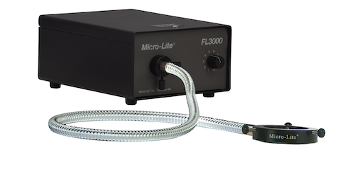 Micro-Lite® Fiberoptic 150 Watt Annular Light & Adapter