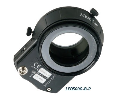 Micro-Lite® Precision Focus Polarized LED Ring Light